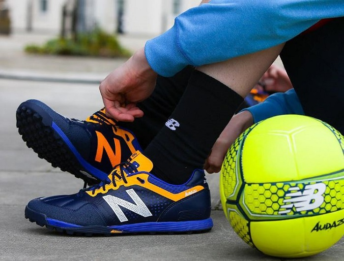 e180fd62f New Balance Goes Short Sided With Audazo Release