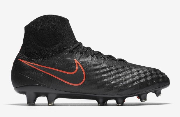 Nike Magista Obra II Pitch Black Side