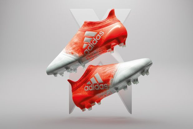 adidas X Speed Of White