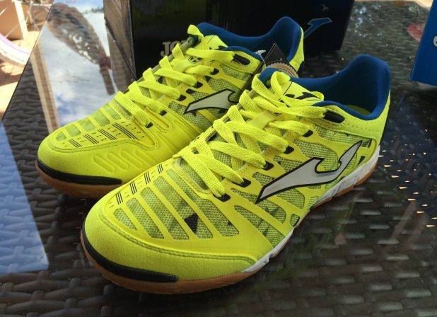 Joma Super Regate in Lemon