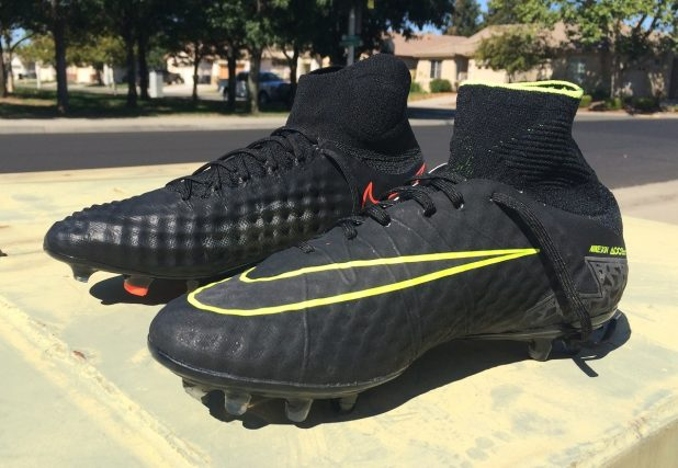 Nike Magista vs Hypervenom Side Profile Compared