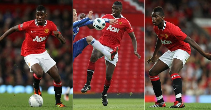 What Shoes Does Pogba Wear