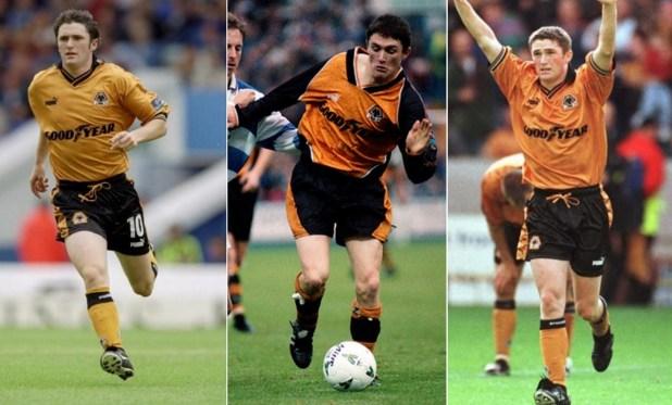 Robbie Keane Wolves