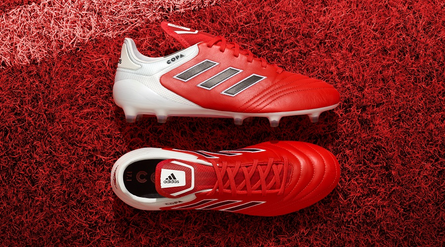adidas release copa rote grenze stollenschuhe.