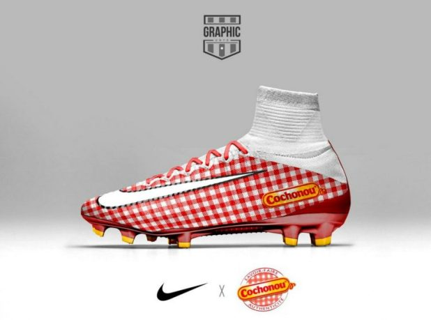 Nike Mercurial Cochonou