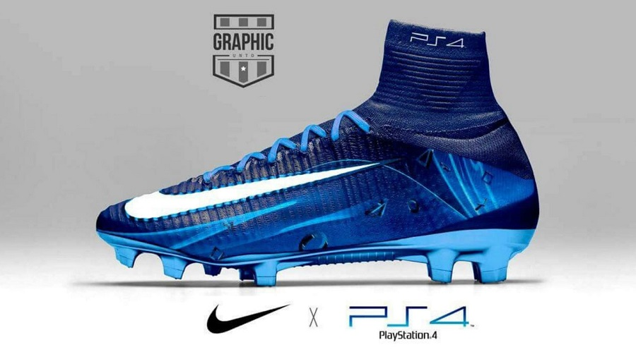 new concept 4005e dd545 What If Soccer Boots Met Brands  Concept Designs