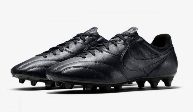 Nike Premier FG Triple Black