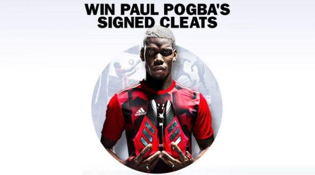 Win Paul Pogba Boots