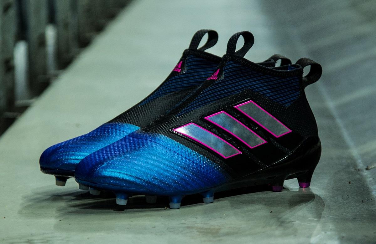 adidas ace 17 purecontrol goes blue blast soccer cleats 101. Black Bedroom Furniture Sets. Home Design Ideas