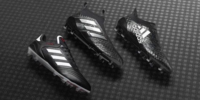 adidas Checkered Black Pack