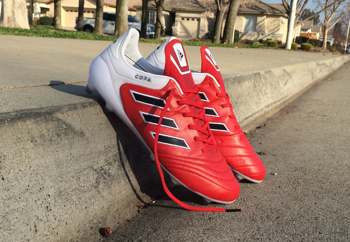 best loved 12af0 00a8d adidas Copa 17.1 FG boot review