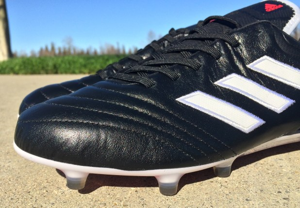 adidas Copa17 Black Leather Upper