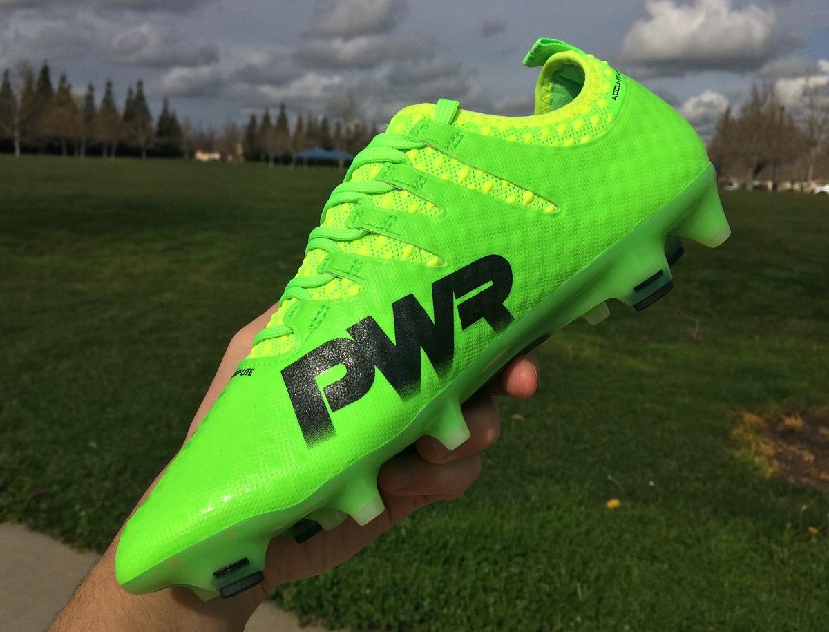Puma evoPOWER Vigor 1 - Boot Review | Soccer Cleats 101