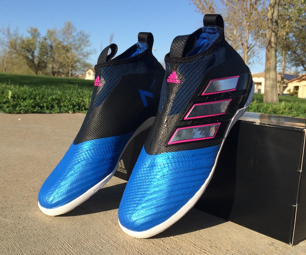 quality design 256d5 9439e Ace Tango Purecontrol Blue Blast