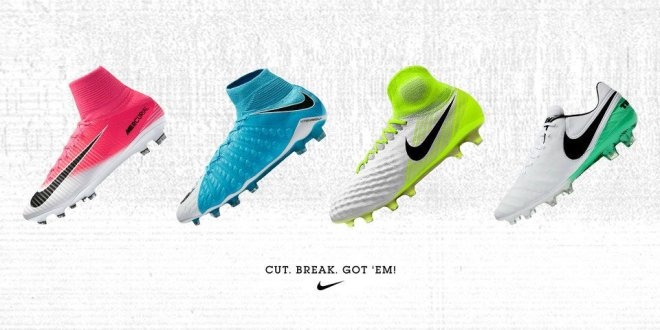 "Nike ""Motion Blur Pack"" Released"