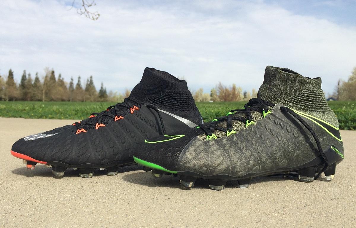 separation shoes 8de9e ea9cb Tech Craft Hypervenom vs Strike Night Hypervenom