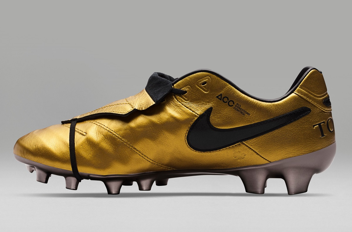 low priced a0c52 f47df Nike Create Limited Edition Tiempo Totti X Roma | Soccer ...