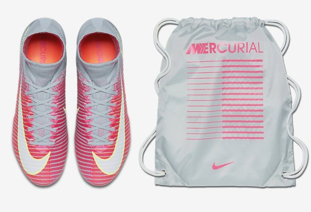 Mercurial Superfly V Motion Blur