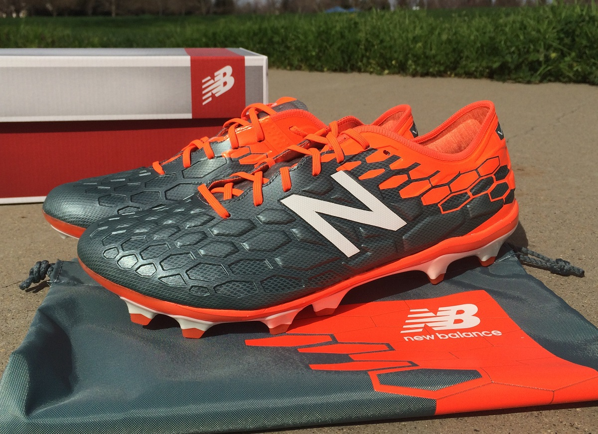 New Balance Visaro, il test