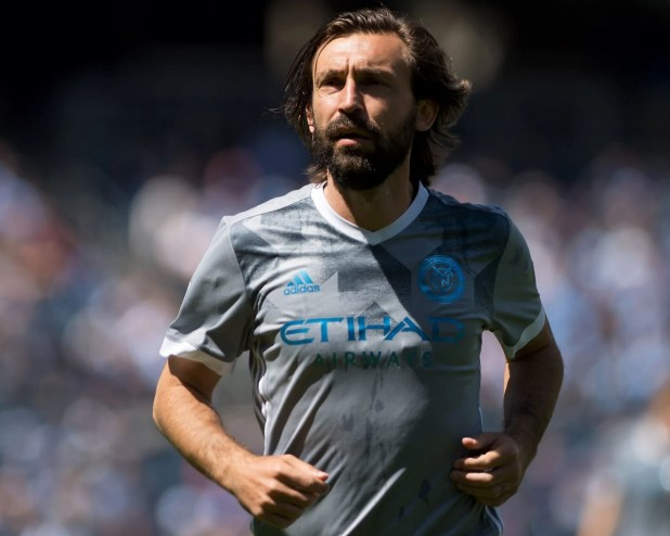 Pirlo in Parley