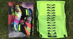 What The Mercurial Box Boots and Bag