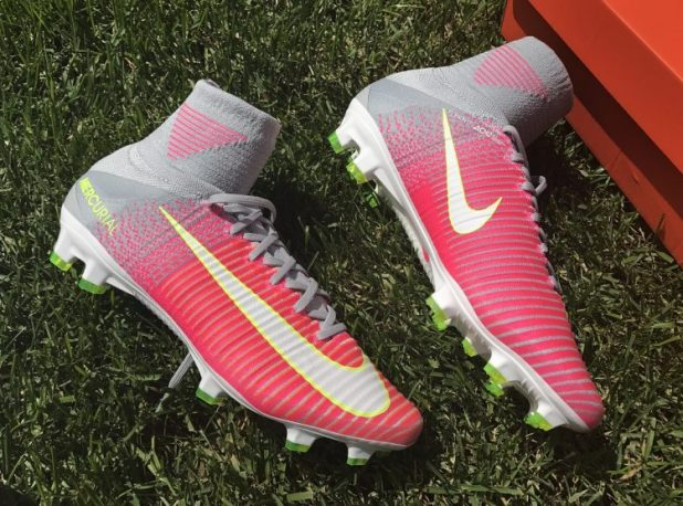 Women's Motion Blur Mercurial Superfly