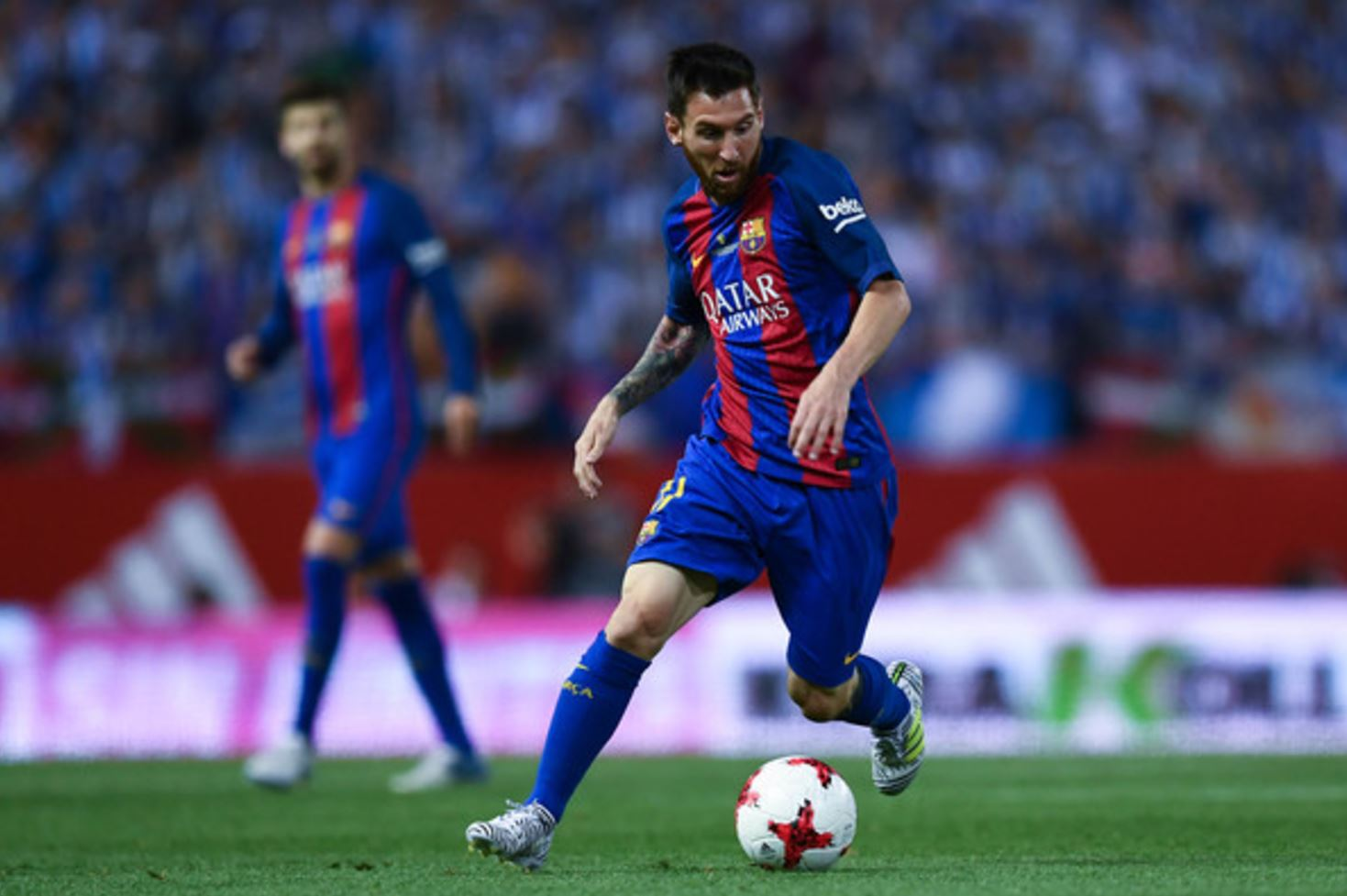 What Nemeziz Boot is Lionel Messi
