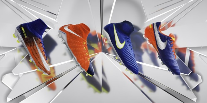 "Nike Release ""Time To Shine"" Pack"