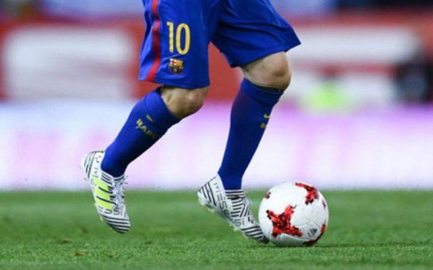 adidas Nemeziz and Leo Messi