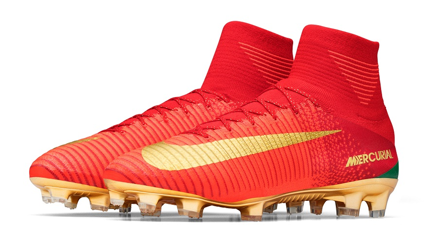 CR7 X Portugal   Soccer Cleats 101