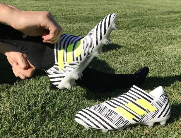 How Does adidas Nemeziz Fit
