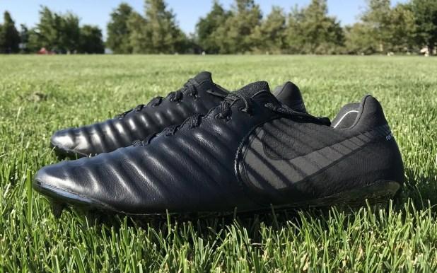 Nike Tiempo Legend VII Black Platinum