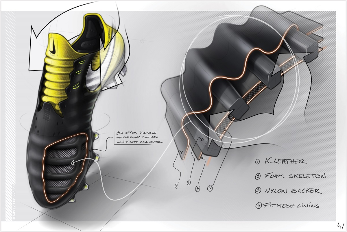 f1e31af41bf8 Nike Tiempo VII Released - The Important Details