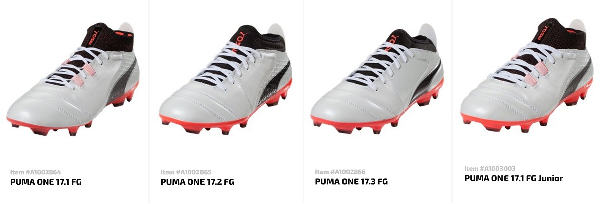 puma one 17.1 junior