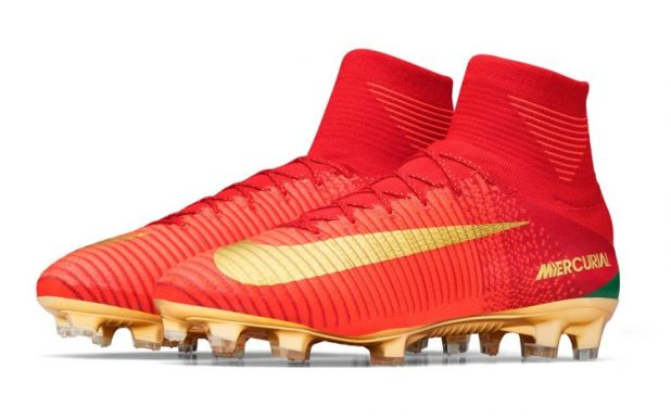 Special CR7 Boots Campeoes