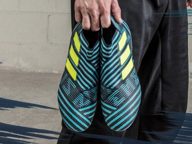 adidas Nemeziz Ocean Blur Pack