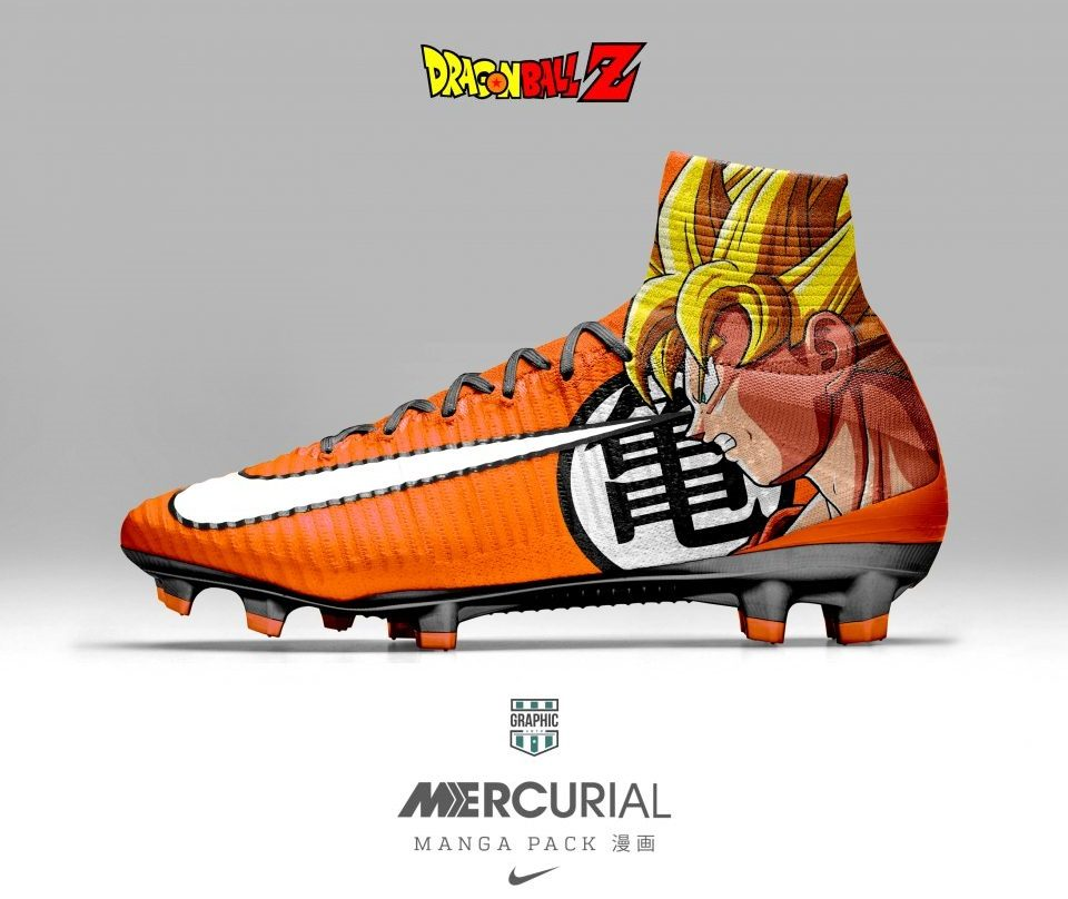 If you are a fan of Manga Anime, here is a pretty cool concept pack created  by the folks at Graphic UNTD. Each Nike Mercurial is treated to a unique  graphic ...