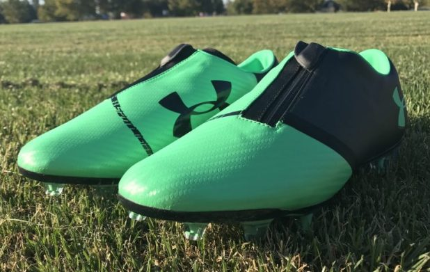 Under Armour Spotlight FG Feature