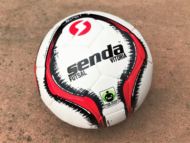 Senda Vitoria Futsal Ball Review