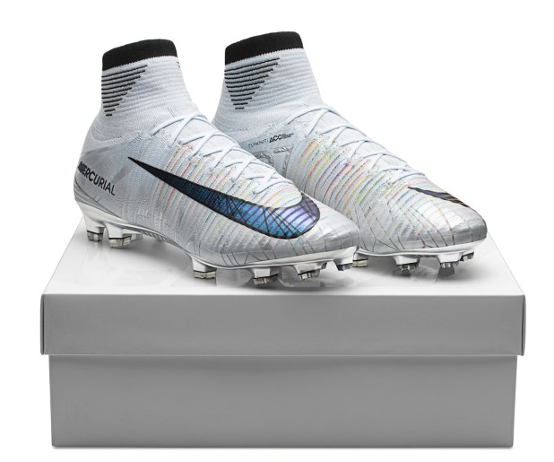 Special Edition Nike Mercurial Superfly CR7 Melhor Boots