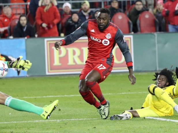 Altidore Scores in Puma Future