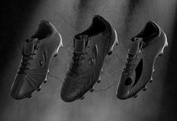 Concave Onyx Strike Boots