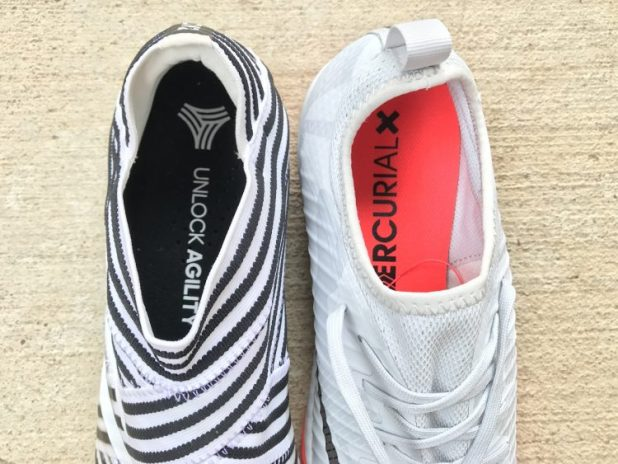 Laceless Nemeziz vs MercurialX Finale
