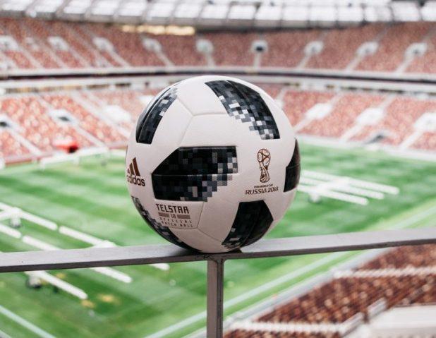 World Cup 2018 Soccer Ball