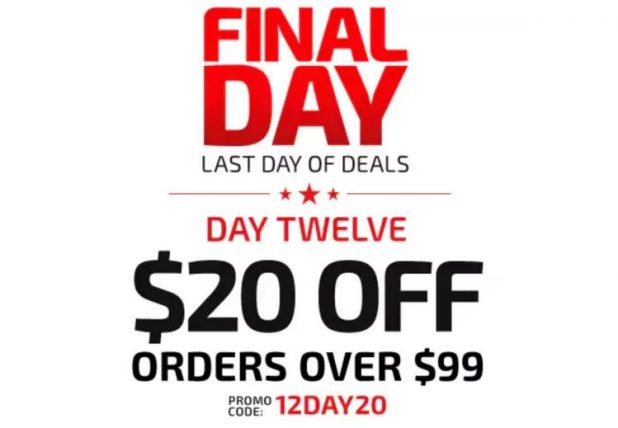 Final Day of Deals