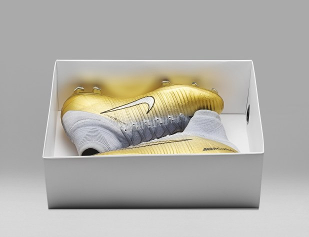 Mercurial Superfly CR7 Quinto Triunfo Unboxing