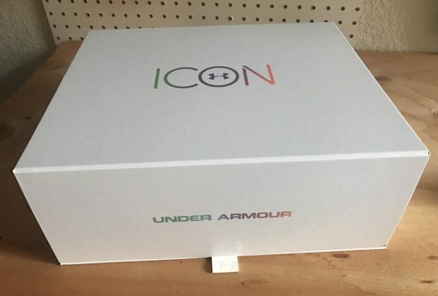 UA ICON Unboxing