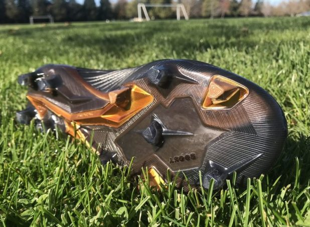 adidas Predator 18+ Soleplate and Traction