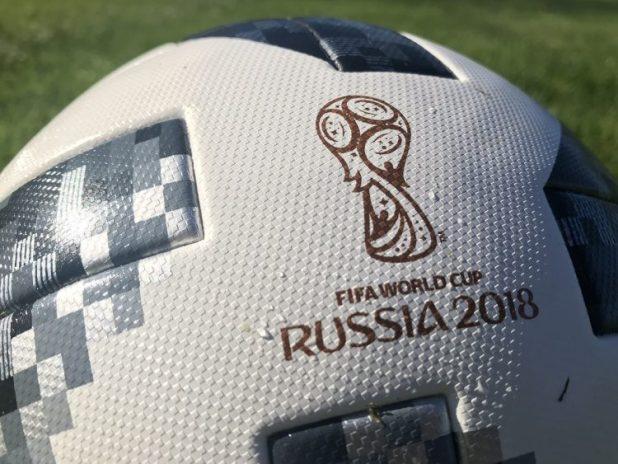 adidas Telstar 2018 Ball