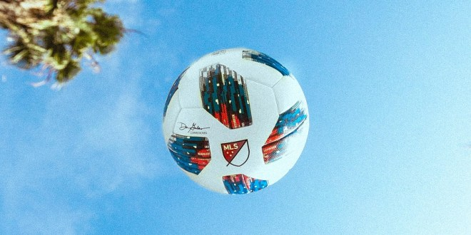 2018 MLS Match Ball